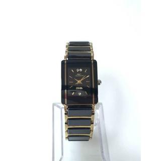 テクノス(TECHNOS)の【TECHNOS】0848 レディース クォーツ (腕時計)