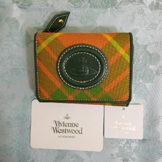 ヴィヴィアンウエストウッド(Vivienne Westwood)の新品未使用タグ付 正規品Vivienne Westwood 三つ折り財布(財布)