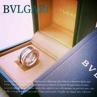 ブルガリ(BVLGARI)のnon様専用 9月1日まで(リング(指輪))