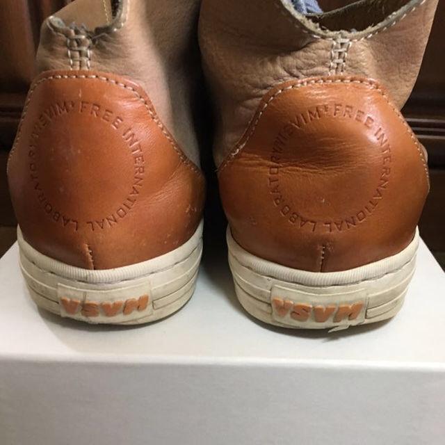 best sneakers 055bf 99020 The mid top  VISVIM(ヴィスヴィム)のVISVIM LAUDA DRIVER-FOLK Size 9 VIRGIL メンズの靴 .  ...
