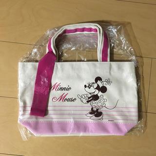 ディズニー(Disney)のミニー ミニトートバッグ(トートバッグ)
