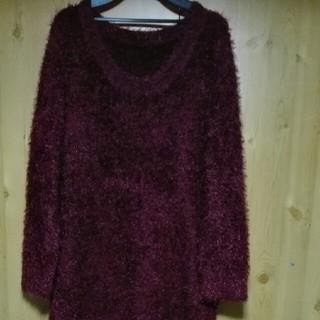デュレル(Durer)のモコモコセーター(ニット/セーター)