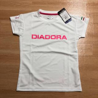 ディアドラ(DIADORA)のお値下げしました 新品タグ付き ディアドラ tシャツ(ウェア)