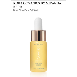 コーラオーガニックス(KORA Organics)のミランダカー Kora Noni Glow 万能フェイスオイル 10ml(フェイスオイル / バーム)