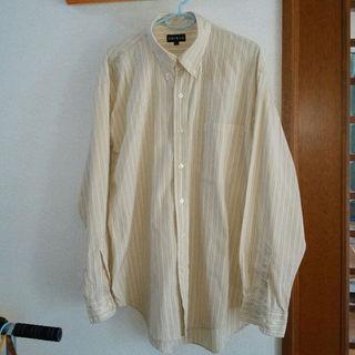 ユニクロ(UNIQLO)の値下げ♪ユニクロカジュアルYシャツ(メンズ)(シャツ)
