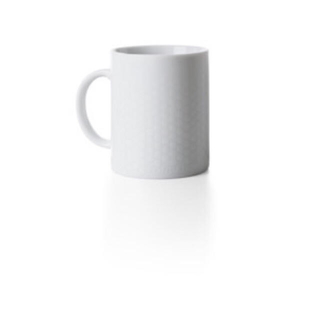 ルイヴィトン(LOUIS VUITTON)のルイヴィトン美術館 マグカップ 2個ペア ホワイト  日本未入荷 ギフトにも(グラス/カップ)
