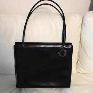 クリスチャンディオール(Christian Dior)のディオール  トートバック  新品未使用  ブラック(トートバッグ)