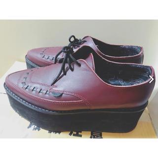 アンダーグラウンド(UNDERGROUND)のUNDER GRAUND ラバーソール(ローファー/革靴)