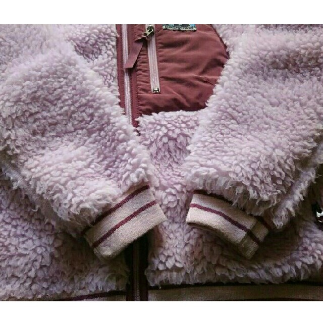 patagonia(パタゴニア)のpatagonia キッズ レトロX XL ピンク レディースのジャケット/アウター(ブルゾン)の商品写真