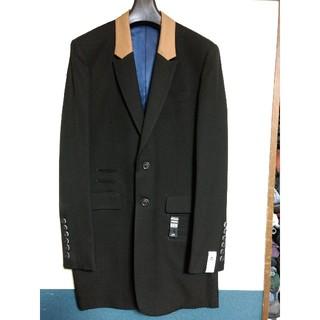 シャリーフ(SHAREEF)のSHAREEF シャリーフ★セットアップスーツ ブラック★新品 定価10万円(セットアップ)