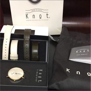 ノットノット(Knot/not)のknot❁︎腕時計セット(腕時計)