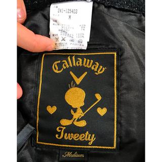 キャロウェイ(Callaway)の【新品】CALLAWAY ×トゥイーティー ミニスカート(ミニスカート)
