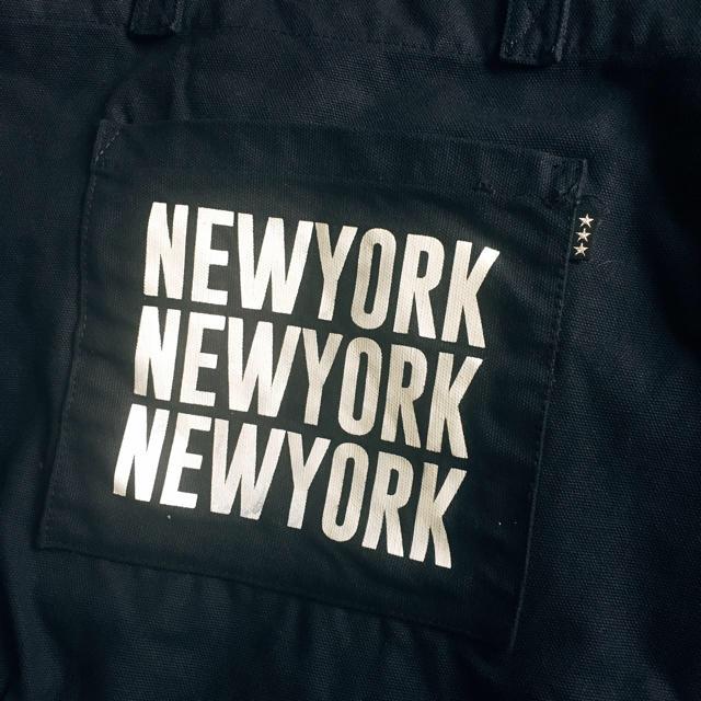 しまむら(シマムラ)のネイビートートバッグ(ショルダーバッグ)1月いっぱい レディースのバッグ(トートバッグ)の商品写真