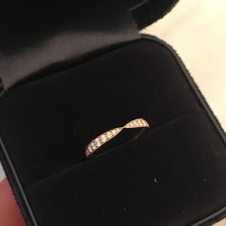 ティファニー(Tiffany & Co.)のティファニー  ハーモニー  ローズゴールド8号(リング(指輪))