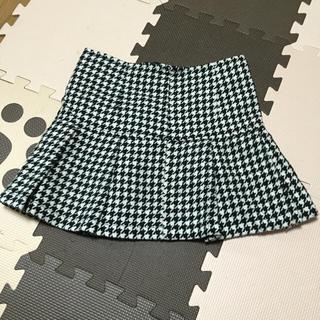ココボンゴ(COCOBONGO)の千鳥柄♡プリーツスカート(ミニスカート)