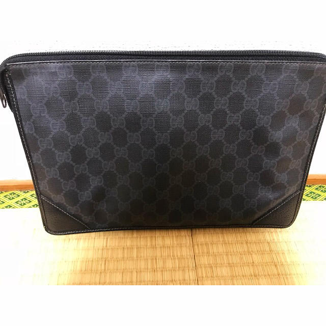 premium selection 76148 3a109 GUCCI グッチ セカンドバッグ クラッチバッグ