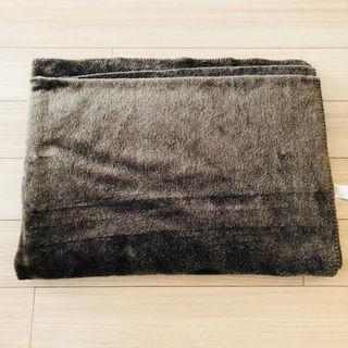 ムジルシリョウヒン(MUJI (無印良品))の無印良品 シングル 毛布(その他)