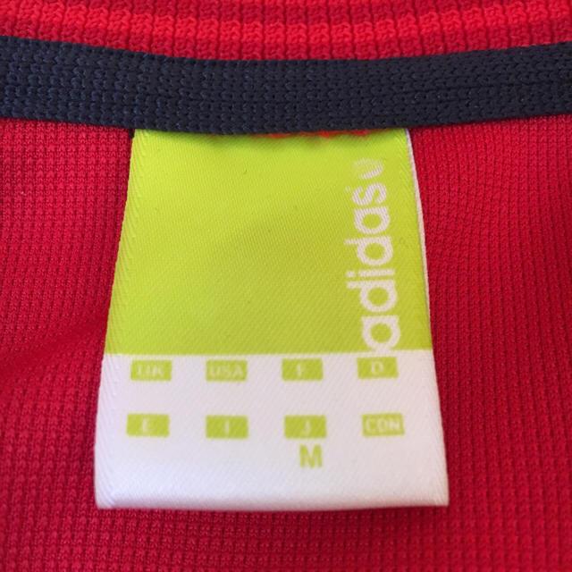 adidas(アディダス)のアディダス ジャージ 【M】美品 メンズのトップス(ジャージ)の商品写真
