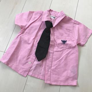 シマムラ(しまむら)の【90】バースディ フォーマル ワイシャツ(ブラウス)