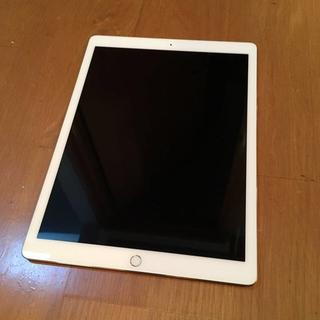 アップル(Apple)の初代 iPad Pro 12.9インチ Wi-Fi 32GBシルバー(タブレット)