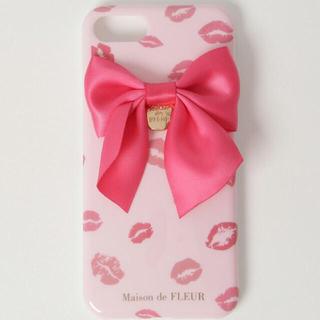 メゾンドフルール(Maison de FLEUR)のメゾンドフルール iPhoneケース 新作(iPhoneケース)