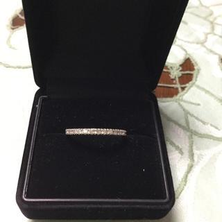 ゆき様専用  プラチナダイヤモンドリング 大きいサイズ(リング(指輪))