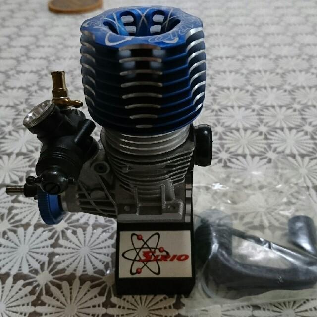 SIRIO(シリオ)のシリオ21レーシングエンジン エンタメ/ホビーのおもちゃ/ぬいぐるみ(ホビーラジコン)の商品写真