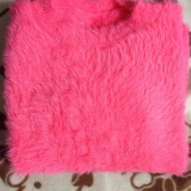 レディース シャギーふわふわニット レディースのトップス(ニット/セーター)の商品写真