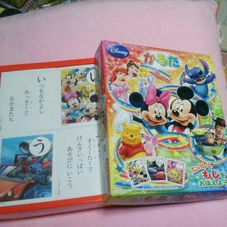 ディズニー(Disney)のディズニー★かるた(カルタ/百人一首)