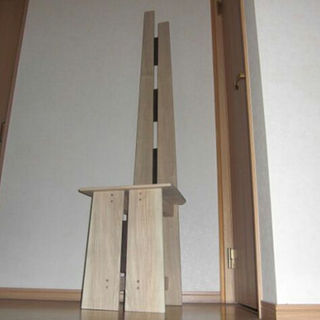 飾り椅子(木製)(その他)