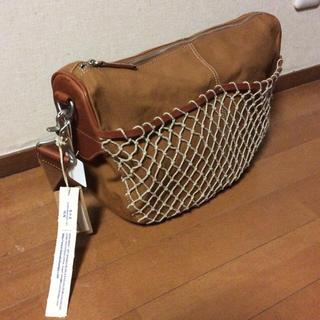 キノショウハンプ(木の庄帆布)の木の庄帆布ショルダーバッグ(ショルダーバッグ)