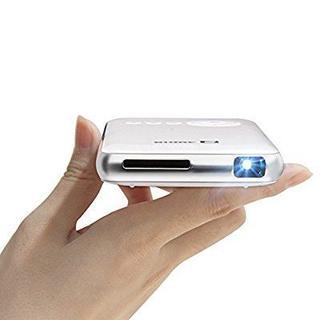 AODIN モバイル DLP ミニ プロジェクター(プロジェクター)