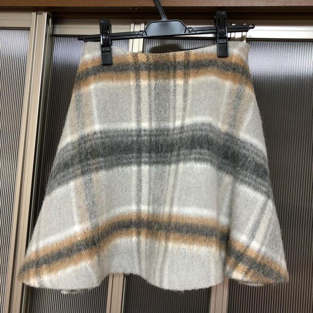 MERCURYDUO(マーキュリーデュオ)のMERCURYDUO❤︎チェックスカート レディースのスカート(ミニスカート)の商品写真