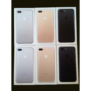 SIMフリーiPhone7 Plus 128GB 5台セット(スマートフォン本体)