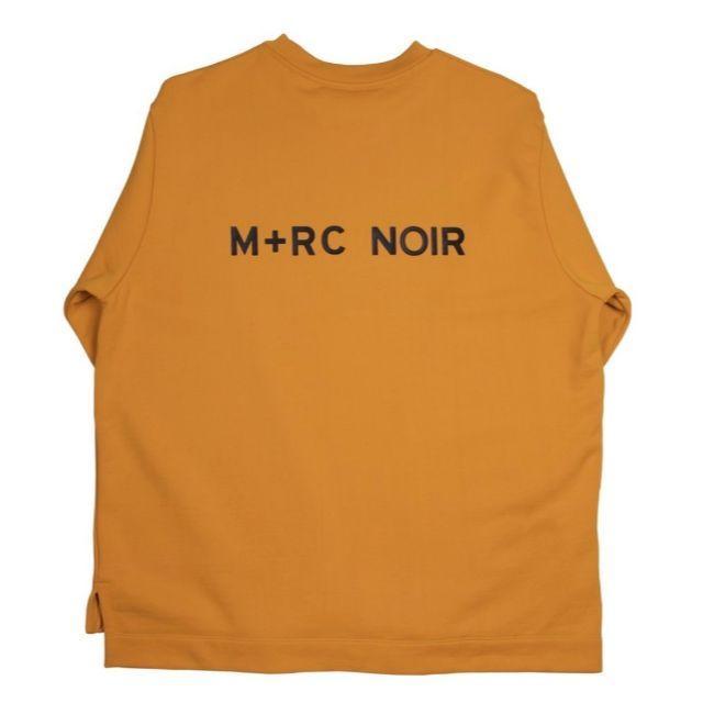 【正規品】マルシェノア M+RC NOIR NO BASIC ロゴ スウェット メンズのトップス(スウェット)の商品写真