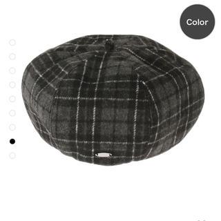 イートミー(EATME)のEATME ベレー帽(ハンチング/ベレー帽)