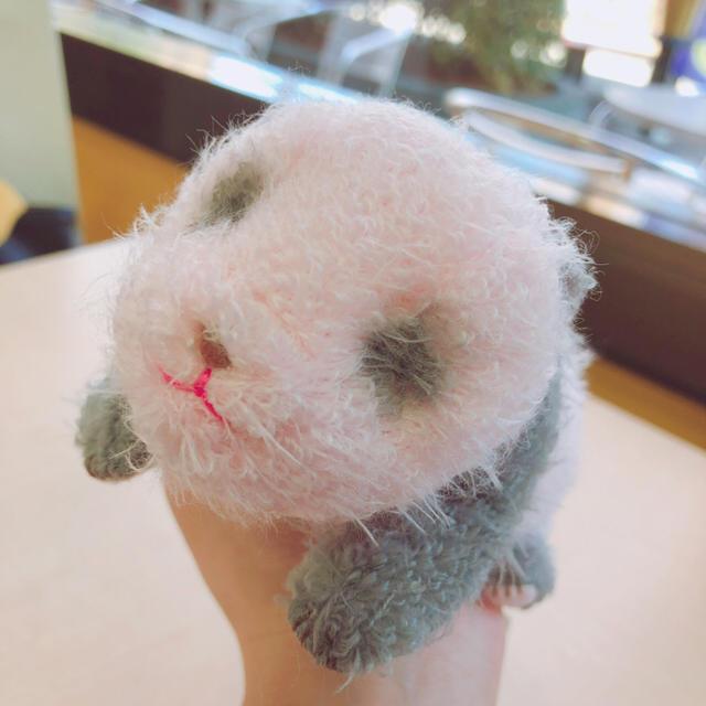 シャンシャン 香香 赤ちゃんパンダ ぬいぐるみ 上野動物園