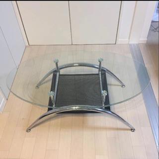 ニトリ(ニトリ)のニトリ ガラステーブル(ローテーブル)