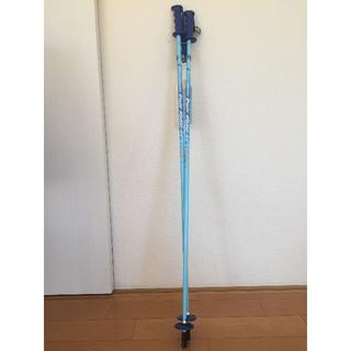 シナノ(SINANO)のSINANO ジュニア用ポール 100cm 送料込み(ストック)