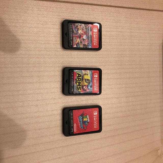 Nintendo Switch(ニンテンドースイッチ)の任天堂 スイッチ ソフト エンタメ/ホビーのテレビゲーム