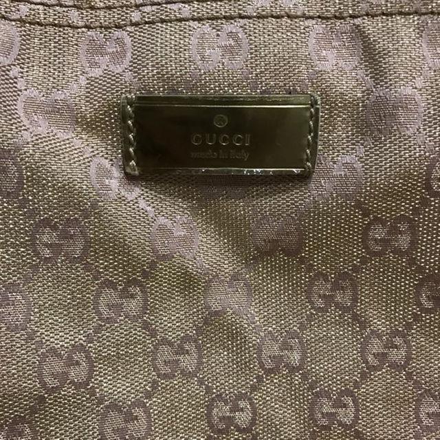 Gucci(グッチ)のGUCCI トートバック 正規品 レディースのバッグ(トートバッグ)の商品写真