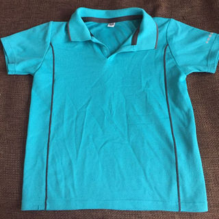 ユニクロ(UNIQLO)のユニクロキッズ ポロシャツ テニス 110(その他)
