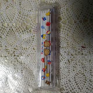 ファミリア(familiar)のfamiliar子供用歯ブラシケース入り(歯ブラシ/歯みがき用品)