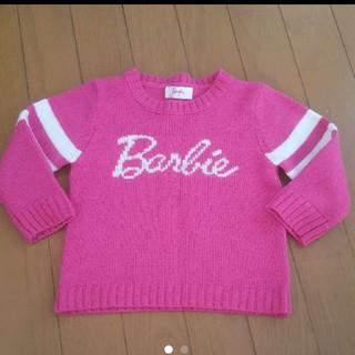バービー(Barbie)のBarbie ニット 90(ニット)
