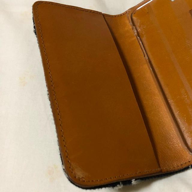 marimekko(マリメッコ)のマリメッコ iPhoneカバー スマホ/家電/カメラのスマホアクセサリー(iPhoneケース)の商品写真