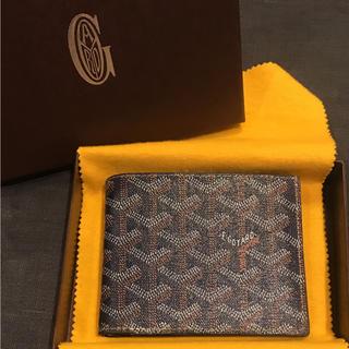 ゴヤール(GOYARD)のまにまにさま専用 ゴヤール 二つ折り 財布(折り財布)