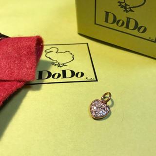 ポメラート(Pomellato)のDODO ドド ハートチャーム チャームのみ/9Kローズゴールド(チャーム)