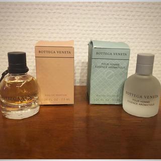 ボッテガヴェネタ(Bottega Veneta)のお値下げ★ボッテガヴェネタ  ミニボトル香水2セット(ユニセックス)