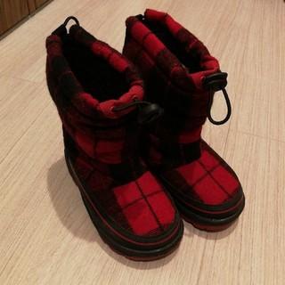 ヴァンズ(VANS)のVANS  キッズ スノーブーツ 16cm(ブーツ)