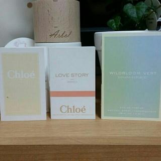 クロエ(Chloe)の☆ブランドミニボトル3点セット☆(その他)